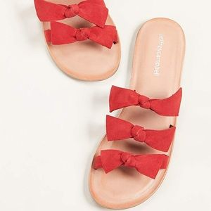 Jeffery Campbell sandals ✨